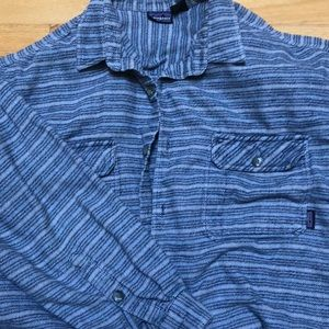 Patagonia button down